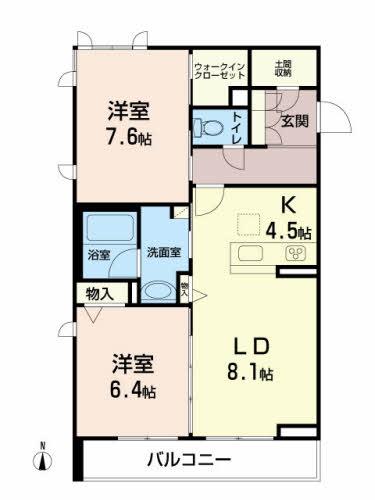 べレオ107号室